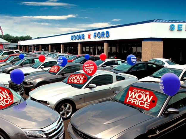 Koons Falls Church Ford | New & Used Car Dealer Falls Church