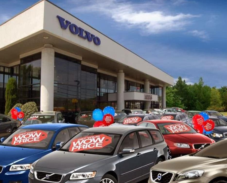 vehicles used in dealership of closest dealer find bc vancouver volvo new