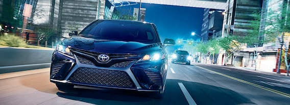 New Toyota Camry For Sale In Arlington At Koons Arlington Toyota