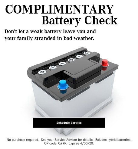 April 2020 Batteries Offer - Mercedes Benz