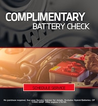 Battery Special - January
