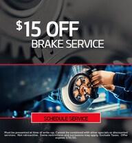 Brake Special - January