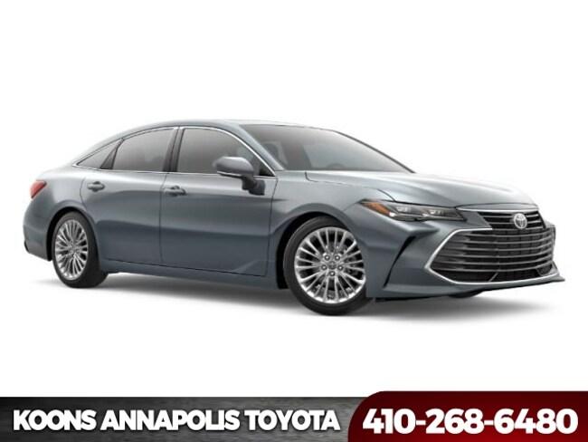New 2019 Toyota Avalon Limited Sedan in Annapolis