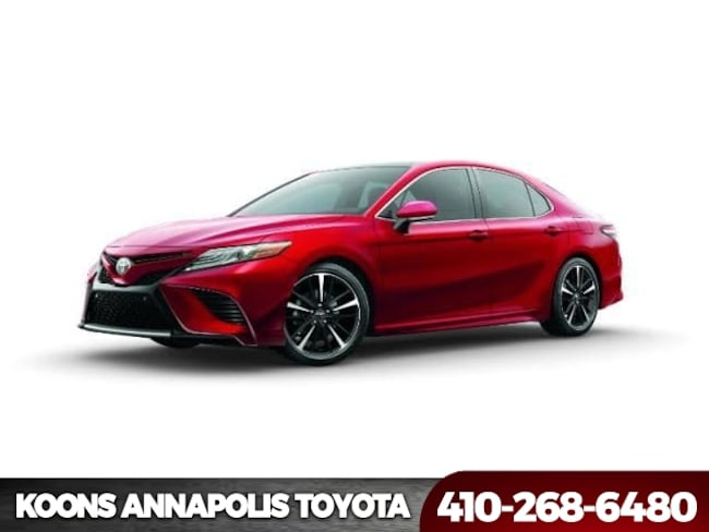 New 2018 Toyota Camry XSE V6 Sedan in Annapolis