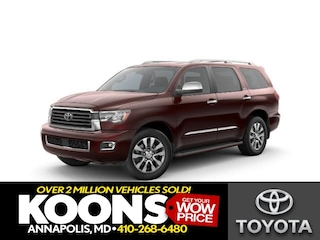 New 2019 Toyota Sequoia Limited SUV for sale Philadelphia