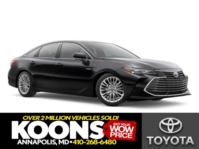 New 2019 Toyota Avalon Hybrid Limited Sedan in Arlington