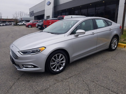 Featured new and used vehicles 2017 Ford Fusion SE Sedan for sale near you in Annapolis, MD