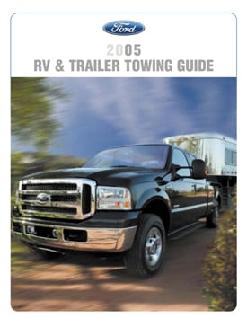 2005 Ford Towing Guide