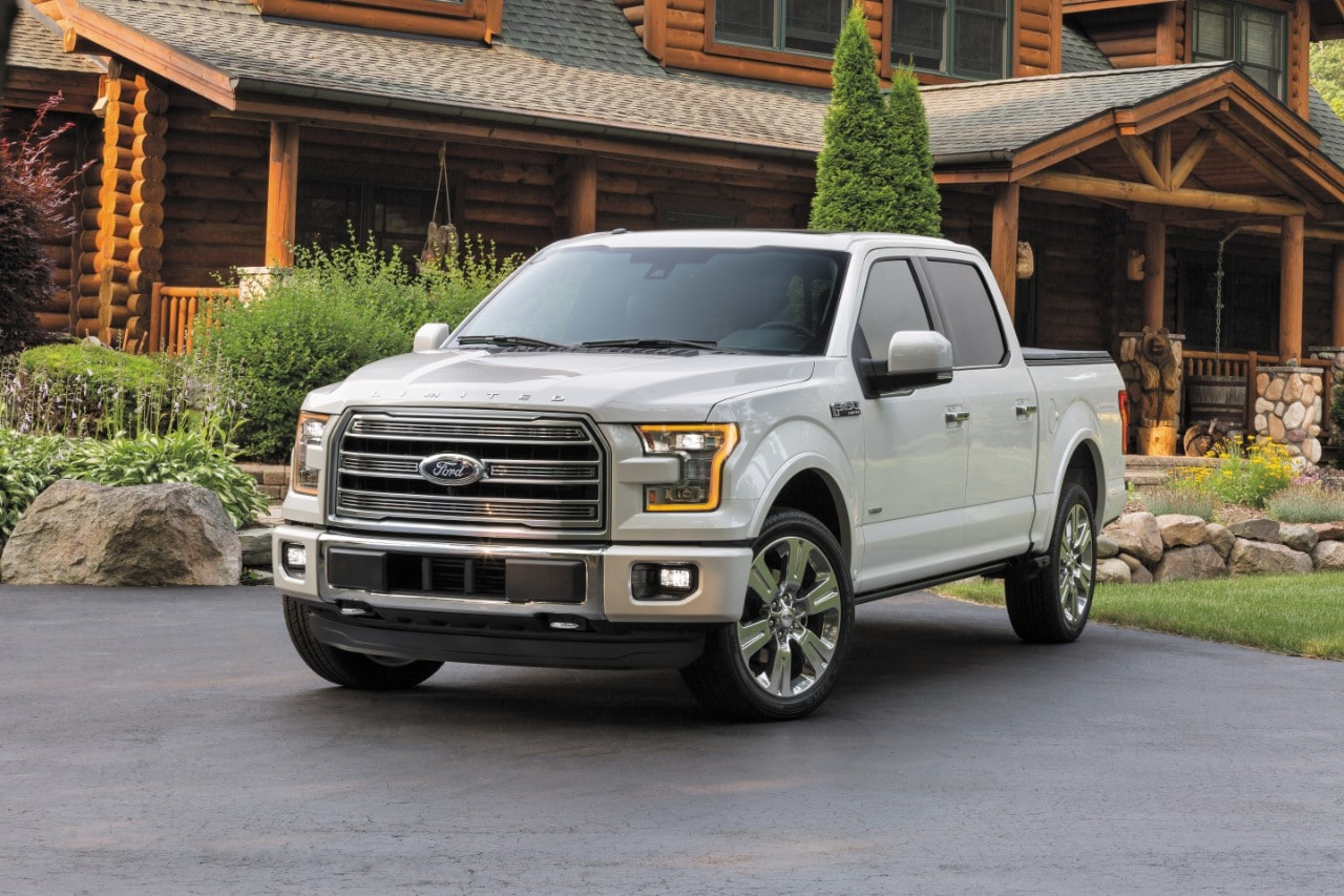 Ford F150 Ford F-150