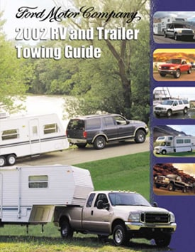 2002 Ford Towing Guide