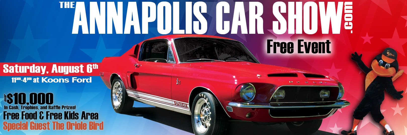 The Annapolis Car Show Hosted By Koons Ford - Koons ford annapolis car show