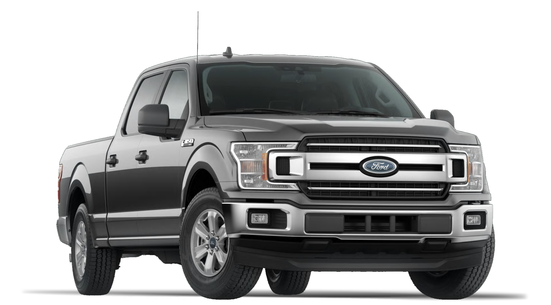 2020 Ford F-150 XLT Crew Cab Magnetic Gray