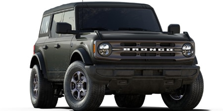 Ford Bronco Big Bend