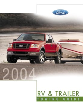 2004 Ford Towing Guide