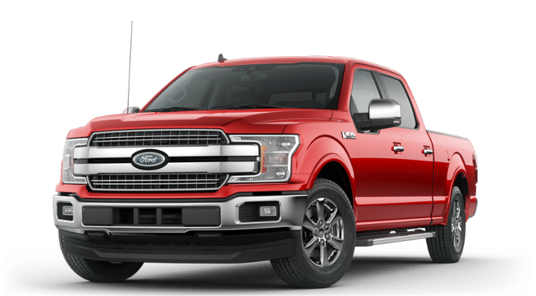 2020 Ford F150 Build Your Own