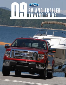 2009 Ford Towing Guide