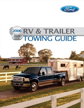 2006 Ford Towing Guide