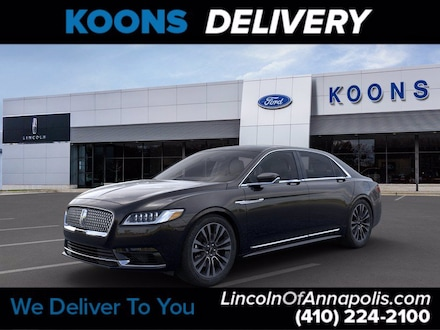 2020 Lincoln Continental Reserve Reserve AWD