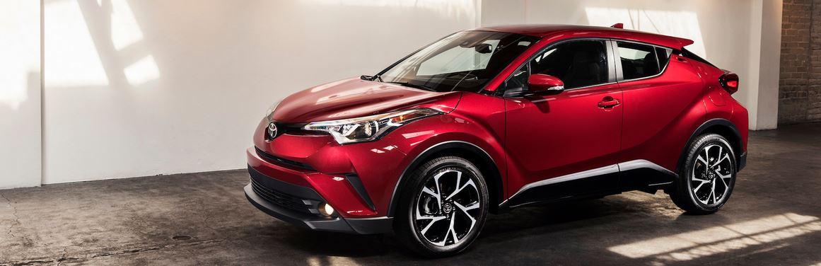 Toyota Arlington Va >> 2018 Toyota C-HR in Arlington, VA | Koons Arlington Toyota