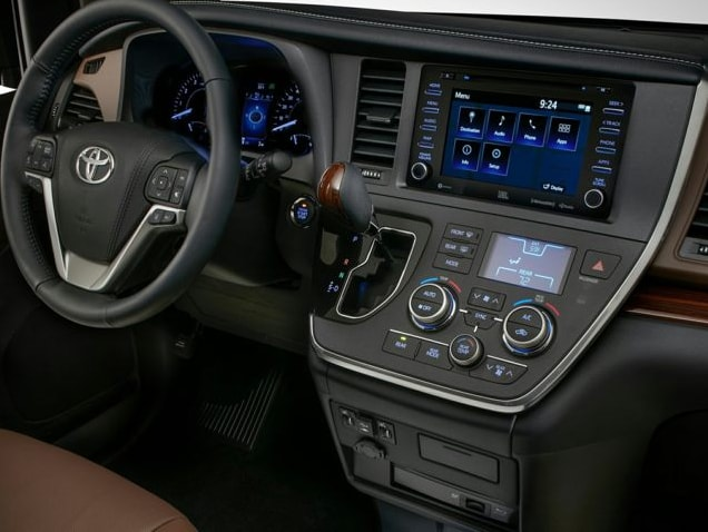 Attractive Toyota Sienna Inventory