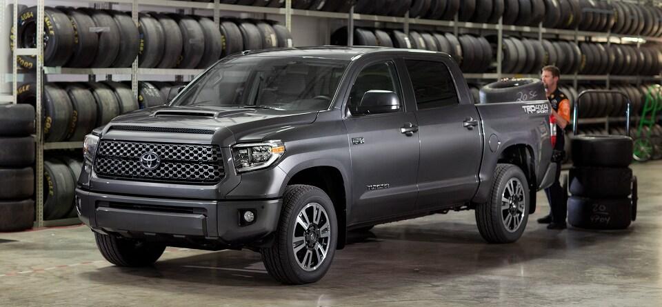 Toyota Arlington Va >> 2018 Toyota Tundra for Sale in Arlington, VA | Koons