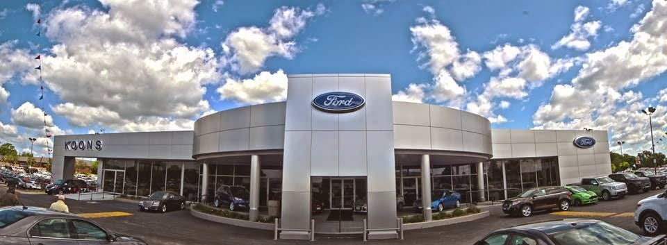 koons ford of baltimore | new ford dealership in baltimore, md 21244