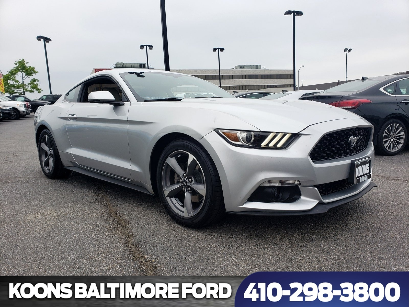 2015 ford mustang ecoboost premium for sale baltimore md