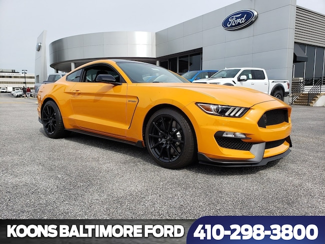 New 2018 Ford Shelby GT350 Shelby GT350 Coupe in Baltimore