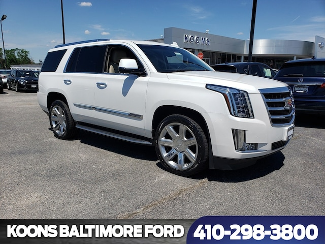 2016 Cadillac Escalade Luxury For Sale | Baltimore MD