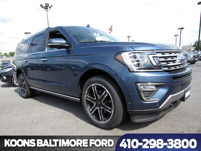 New 2019 Ford Expedition Max Limited SUV in Baltimore