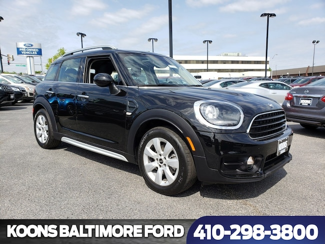 2019 Mini Cooper Countryman Base For Sale Baltimore Md Jim
