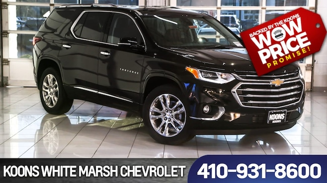 2019 Chevrolet Traverse High Country For Sale   White Marsh