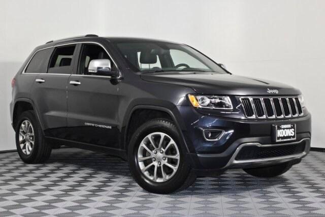 2015 Jeep Grand Cherokee LTD 4WD SUV