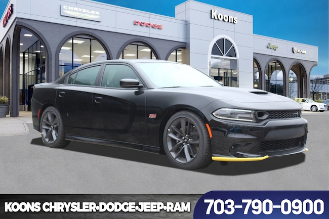 New 2019 Dodge Charger SCAT PACK RWD Sedan near Fairfax