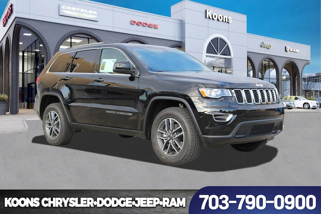 New 2019 Jeep Grand Cherokee LAREDO E 4X4 Sport Utility near Fairfax