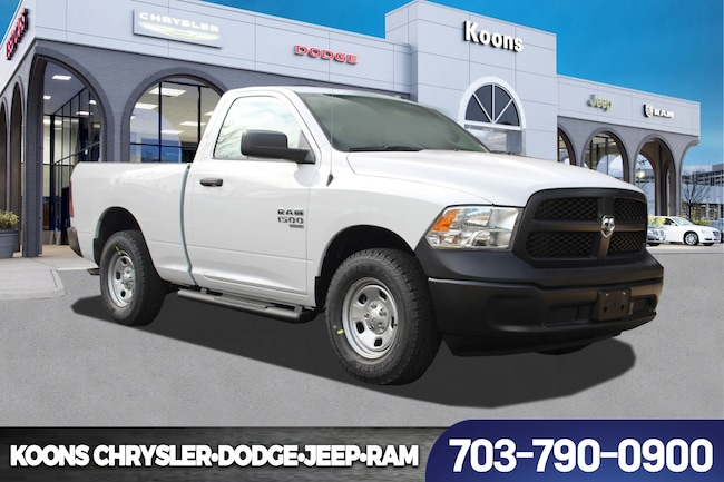 New 2019 Ram 1500 CLASSIC TRADESMAN REGULAR CAB 4X4 6'4 BOX Regular Cab near Fairfax