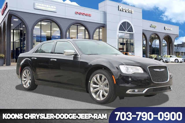 New Chrysler Vehicles For Sale In Vienna At Koons Tysons