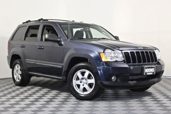Used 2008 Jeep Grand Cherokee LAREDO 4W SUV For Sale near Fairfax, VA