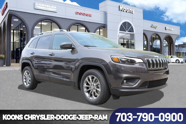 New Jeep Cherokee For Sale In Vienna At Koons Tysons