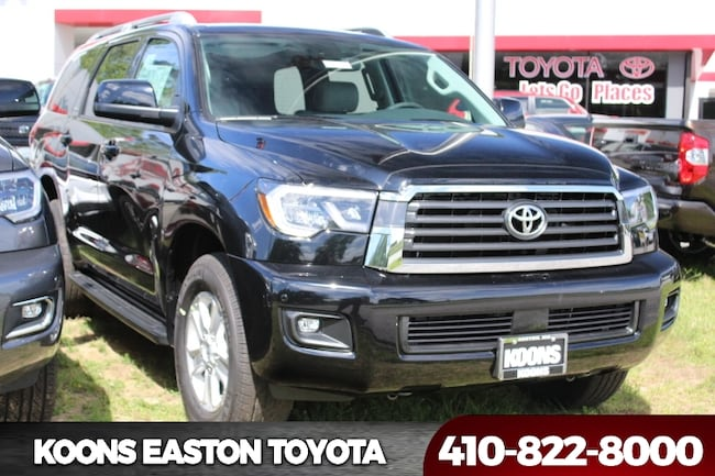 New 2019 Toyota Sequoia SR5 SUV Westminster
