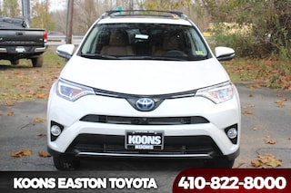 New 2018 Toyota RAV4 Hybrid Limited SUV for sale Philadelphia