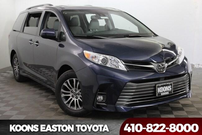New 2020 Toyota Sienna XLE 8 Passenger Van Passenger Van in Easton, MD
