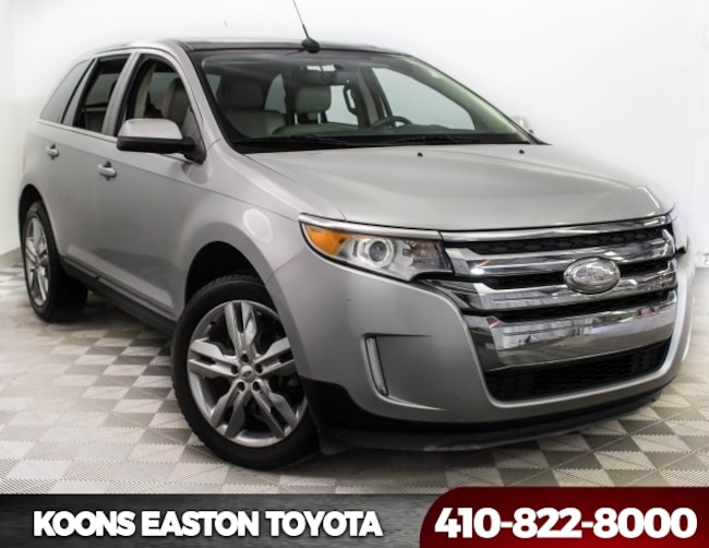 Used 2013 Ford Edge Limited SUV in Easton, MD