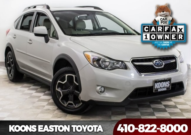 Used 2013 Subaru XV Crosstrek 2.0i Premium SUV in Easton, MD