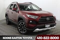 New 2019 Toyota RAV4 Adventure SUV in Easton, MD