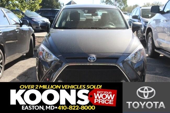 New 2019 Toyota Yaris Sedan LE Sedan in Easton, MD