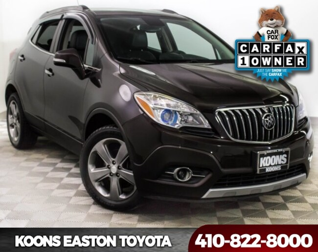 Used 2014 Buick Encore Convenience SUV in Easton, MD