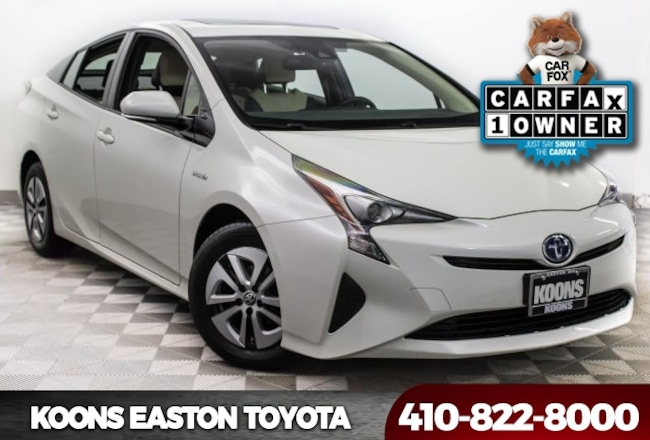 Used 2017 Toyota Prius Four Hatchback in Easton, MD