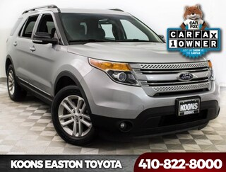 Used 2015 Ford Explorer XLT SUV in Easton