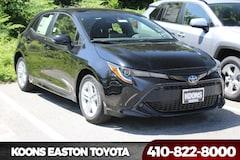 New 2019 Toyota Corolla Hatchback SE Hatchback in Easton, MD
